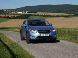 Test: Subaru XV 1.6i CVT - stvořen pro ženy a města