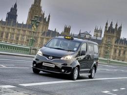 Jak bude vypadat londýnské taxi?