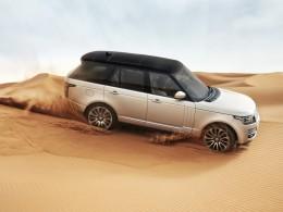 Nov� Range Rover bude leh�� o 420 kg