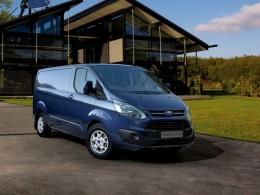 Nový Ford Transit Custom a Tourneo Custom v prodeji