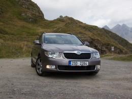 Za kolik jezdí Škoda Superb Combi 2.0 TDI-CR?