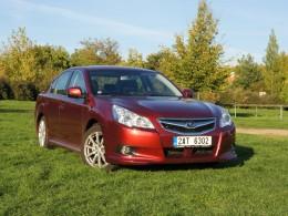 Test: Subaru Legacy - ideální služebák