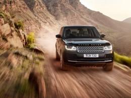 Range Rover čtvrté generace odhalen včetně ceny