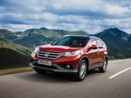 Nová Honda CR-V - první jízda a české ceny
