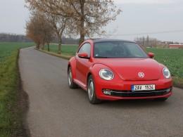 Test: Volkswagen Beetle 1.2 TSI - návrat brouka