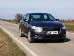 Test: Peugeot 301 - levný a dobrý (+video)