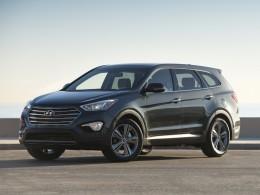 Hyundai Santa Fe uveze v prodloužené verzi 6 nebo 7 osob