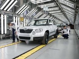 Škoda nově vyrábí model Yeti v Rusku
