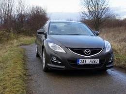 Test: Mazda 6 - spořivá důchodkyně atletka