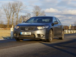 Test: Honda Accord 2.2 i-DTEC Type S