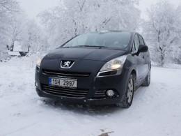 Peugeot 5008 - jak jezdí po 105.000 km?