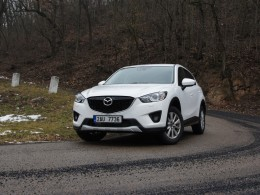 Test: Mazda CX-5 2.2 Skyactiv-D