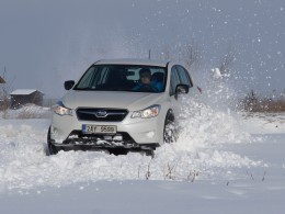 Test: Subaru XV 2.0D Active (+video)