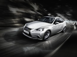 Nov� Lexus IS odhalil interi�r