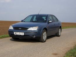 Ford Mondeo - jak jezdí po 12 letech provozu?