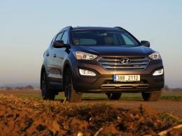 Test: Hyundai SantaFe - cesta k prémii