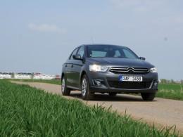 Test: Citroën C-Elyseé 1.2 VTi - levněji už to nejde