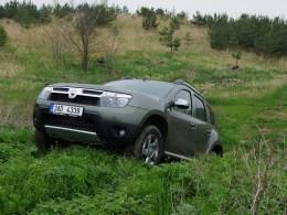 Test: Dacia Duster 4x4 1.5 dCi - král levných SUV