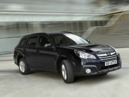 Subaru konečně v kombinaci dieselu a automatu