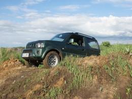 Test: Suzuki Jimny - lesů pán