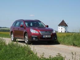 Test: Subaru Outback 2.0D Lineartronic - nevídané spojení