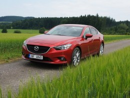 Test: Mazda 6 2.0 Skyactiv-G