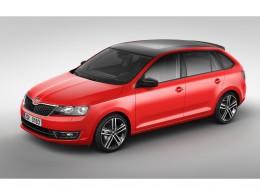 Škoda Rapid Spaceback – hatchback je tady