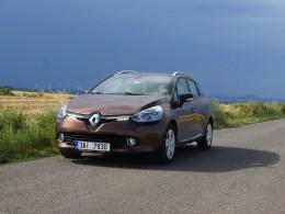 Test: Renault Clio Grandtour - konkurent Fabie Combi