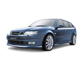 Zcela nový Saab 9-3 Sport Combi