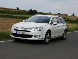 Test: Citroën C5 Tourer 2.0 HDi - vznášedlo po francouzsku