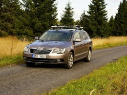 Test: Škoda Superb Combi 2.0 TDI 125 kW DSG