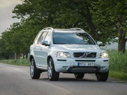 Volvo XC90 v závěru kariéry levnější o čtvrt milionu