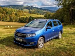 Nová Dacia Logan MCV stojí 179.900 Kč