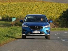 Test: Mazda CX-5 2.0 Skyactiv-G AWD 6MT -  řízení je radost