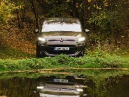 Test: Citroën C4 Picasso 1.6 HDi  - stvořen pro rodinu