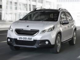 Peugeot 2008 oceněn v Itálii