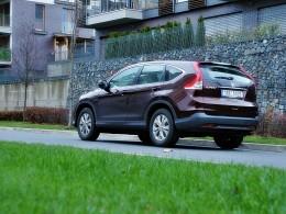 Test: Honda CR-V 1.6 i-DTEC - šetřílek každým coulem