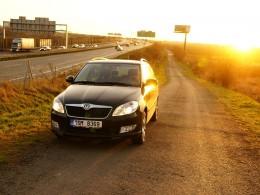 Petr Šikl zjišťoval, za kolik jezdí Škoda Fabia Combi 1.6 TDI