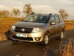 Test: Dacia Logan MCV - žádné jiné kombi levněji nekoupíte