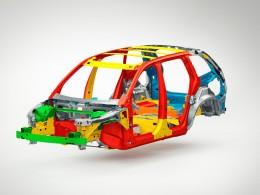 Nová modulární architektura Volva sníží počty mrtvých a zraněných