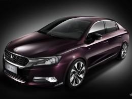 Citroën DS 5LS - nový luxusní sedan pro Čínu
