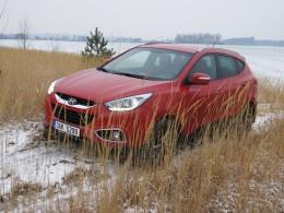 Test: Hyundai ix35 2,0 D-CVVT - stárnoucí elegán