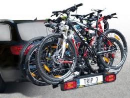 Možnosti uchycení jízdních kol: pro a proti různých nosičů