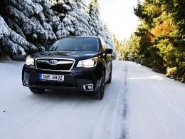 Test: Subaru Forester 2.0D - spořivý lesů pán