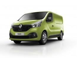 Nový Renault Trafic představen
