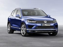 Volkswagen Touareg v nov�m kab�tu se zdokonalenou technikou