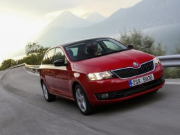 Škoda Rapid Spaceback získala cenu Red Dot za design