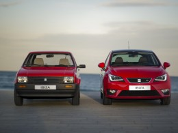 Seat Ibiza slav� t�ic�tiny