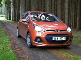 Test: Hyundai i10 LPG - prcek, co dospěl