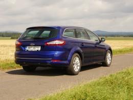 Ford Mondeo Kombi - nejlepší na sklonku života